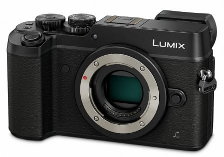 Panasonic LUMIX DMC GX8 7