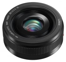 Panasonic Lumix G 20mm f/1.7 II Pancake