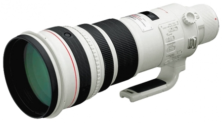 Canon EF 500 mm f4L IS USM 1