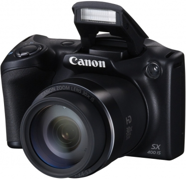 Canon PowerShot SX400 IS 10