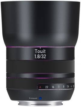 Carl Zeiss Touit 1.8/32 2