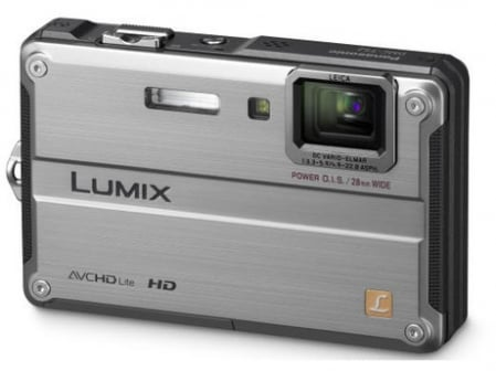 Panasonic Lumix DMC-FT2 1