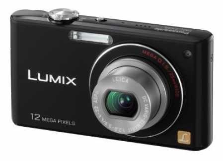 Panasonic Lumix DMC-FX40 1