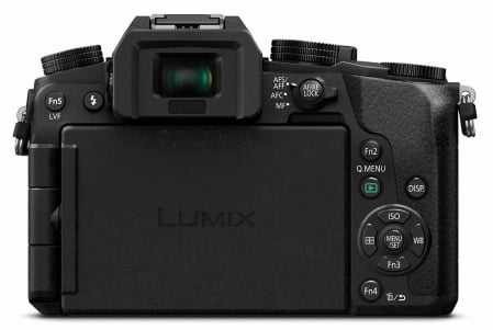 Panasonic LUMIX DMC-G7 2