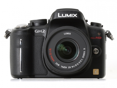 Panasonic Lumix DMC-GH2 1