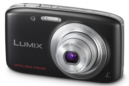 Panasonic Lumix DMC-S5 1