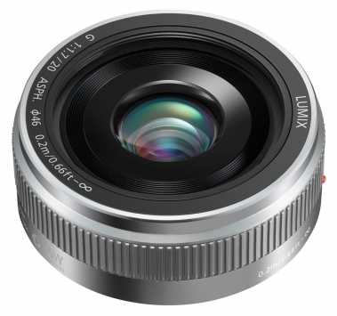 Panasonic Lumix G 20mm f/1.7 II Pancake 2