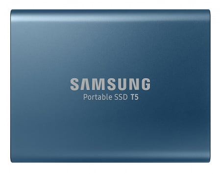 Samsung Portable SSD T5 5