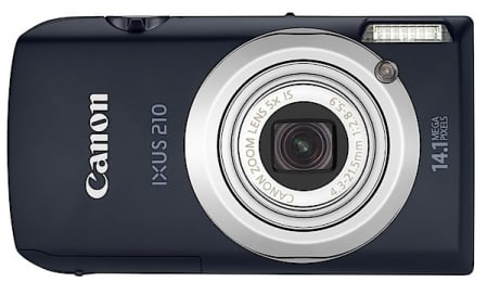 Canon IXUS 210 IS (PowerShot SD3500 IS) 1