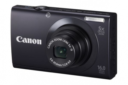 Canon PowerShot A3400 IS 1