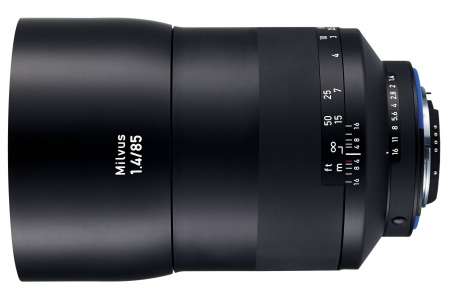 Carl Zeiss Milvus 85 mm f/1.4 1