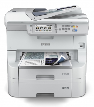 Epson WorkForce Pro WF-8590 2