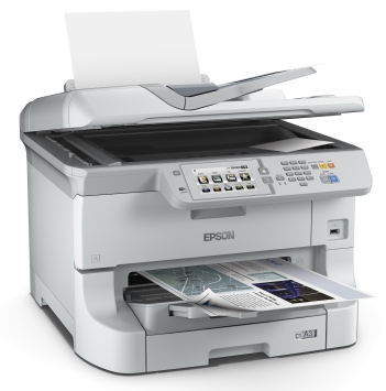 Epson WorkForce Pro WF-8590 3