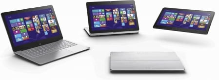 Sony VAIO Fit 13A multi-flip 3