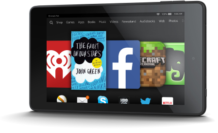 Amazon Fire HD 6 2