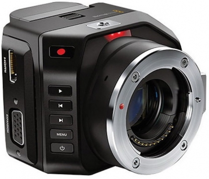 Blackmagic Micro Cinema Camera 3