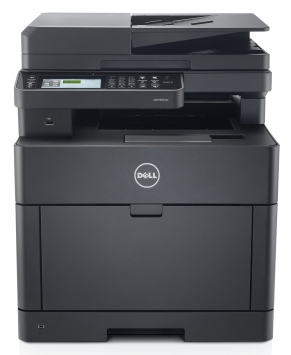 Dell Color Cloud Multifunction Printer H625cdw 1