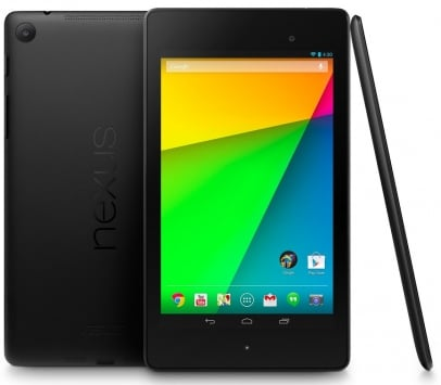 Google Nexus 7 by Asus (2gen) 3