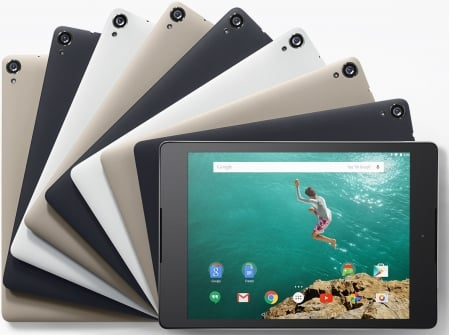 Google Nexus 9 (HTC) 5