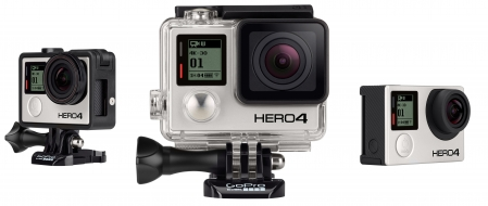 GoPro Hero4 Black 5