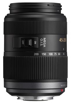Panasonic 45-200 mm f/4-5.6 LUMIX G VARIO 2