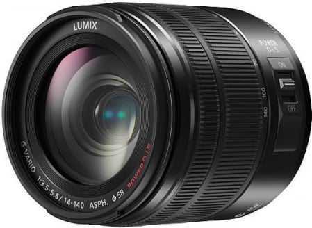 Panasonic Lumix G VARIO 14-140 mm f/3.5-5.6 ASPH POWER O.I.S 1