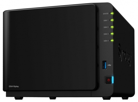 Synology DiskStation DS416play 2