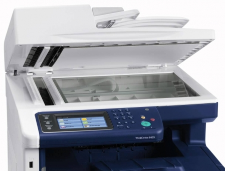 Xerox WorkCentre 6605N 2