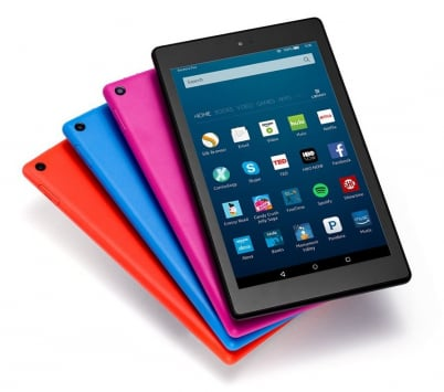 Amazon Fire HD 8 (2016) 3