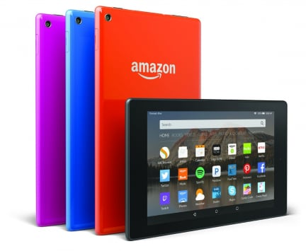 Amazon Fire HD 8 (2016) 4
