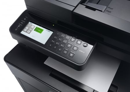 Dell Color Cloud Multifunction Printer H625cdw 3