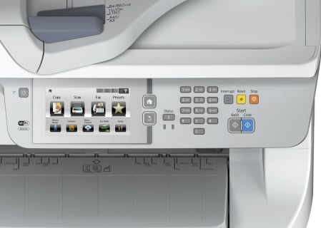 Epson WorkForce Pro WF-8590 5