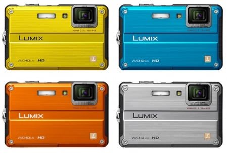 Panasonic Lumix DMC-FT2 4