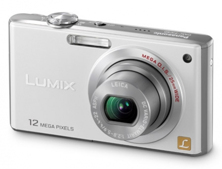 Panasonic Lumix DMC-FX40 4