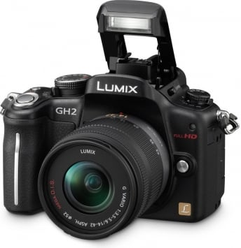 Panasonic Lumix DMC-GH2 4