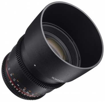 Rokinon 85mm T1.5 Cine DS 2