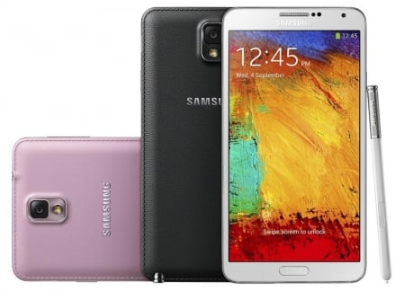 Samsung Galaxy Note III 2