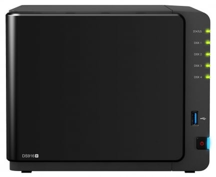 Synology DiskStation DS916+ 1