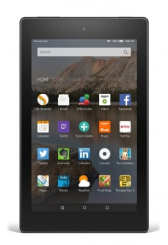 Amazon Fire HD 8 (2016) 5