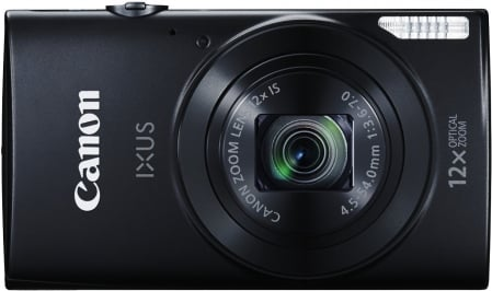 Canon IXUS 170 IS (PowerShot ELPH 170 IS) 1