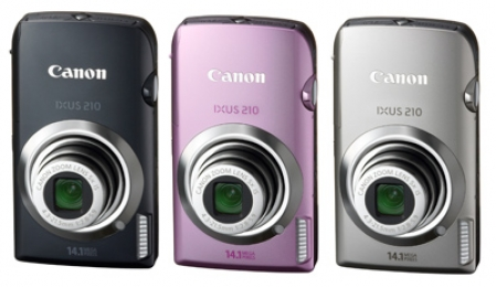 Canon IXUS 210 IS (PowerShot SD3500 IS) 4