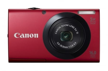 Canon PowerShot A3400 IS 4