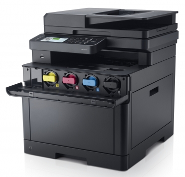 Dell Color Cloud Multifunction Printer H625cdw 4