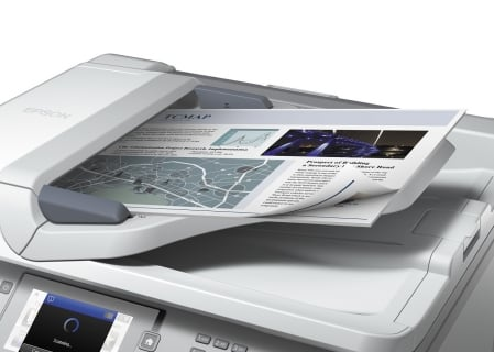 Epson WorkForce Pro WF-8590 6