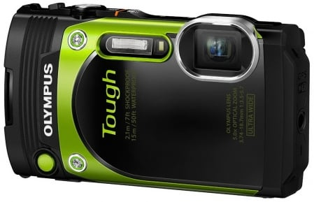 Olympus Tough TG-870 6