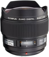 Olympus Zuiko Digital ED 8 mm f/3.5 Fisheye