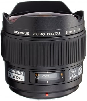 Olympus Zuiko Digital ED 8 mm f/3.5 Fisheye 1