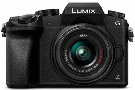 Panasonic LUMIX DMC-G7 1