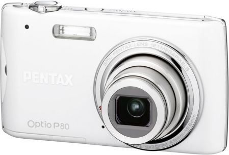 Pentax Optio P80 1