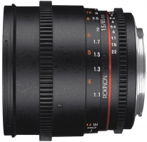 Rokinon 85mm T1.5 Cine DS